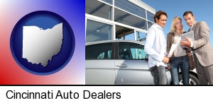 Cincinnati, Ohio - an auto dealership conversation