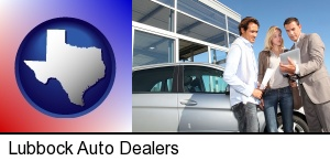 Lubbock, Texas - an auto dealership conversation
